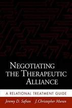 Negotiating the Therapeutic Alliance: A Relational Treatment Guide [Hard... - $9.33