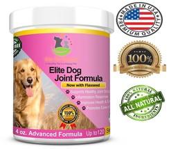 Ultimate Advanced All Natural Elite Hip, Joint & Coat Dog Omega 3 Supple... - $27.61