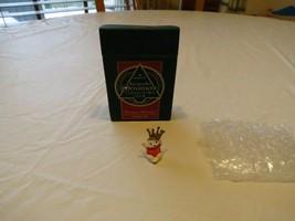 RARE ornament Hallmark 1990 Crown Prince mini miniature collector's club... - $8.54