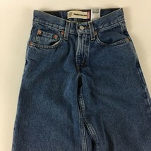 Boys Levi's 550 Relaxed Fit Jeans Size 12 Slim - $11.29