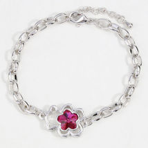 GIRLY BEAR CHAIN BRACELET     # 9773    COMBINED SHIPPING - $4.95