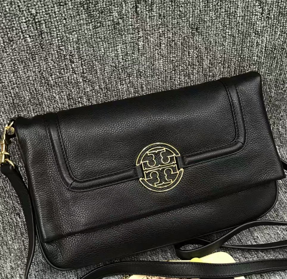 ec75a7d947d Tory Burch Amanda Fold Over Messenger Bag and 50 similar items