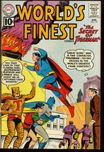 WORLD'S FINEST #119-SUPERMAN/BATMAN/TIGERMAN VG - $35.31