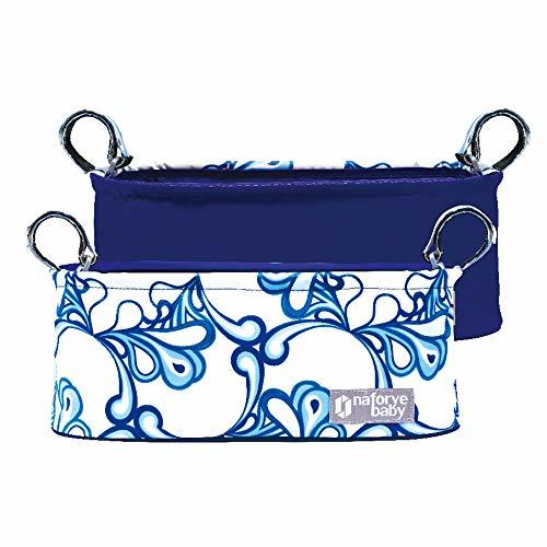 Naforye Stroller Parent Soft Tray (Pacific Waves)