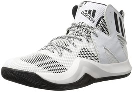 adidas Performance Men's Crazy Bounce Basketball Shoe White/Black 1/Whit... - $87.12