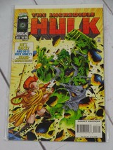 The Incredible Hulk #443 (Jul 1996, Marvel) Bagged and Boarded - C2336 - $2.99