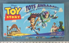 Disney Toy Story Toys Awaaaay! High Flying Infinity & Beyond Board Game dq - $66.17