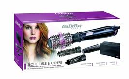 BaByliss Brush Rotary Of Air Ionic 4 Heads Dry Shaping Straightening Volume - $372.98