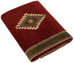 Avanti Linens Mojave Bath Towel, Brick - $20.76