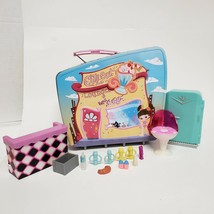 Bratz Babyz Playhouse Lunch Box Chill Out Lounge incomplete - $18.00