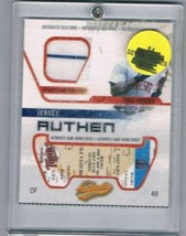 2003 Fleer Authentix Game Jersey #TH Torii Hunter NM-MT MEM  - $33.62