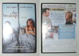 The Break-Up with Vince Vaughn & Jennifer Aniston - dvd - $2.22