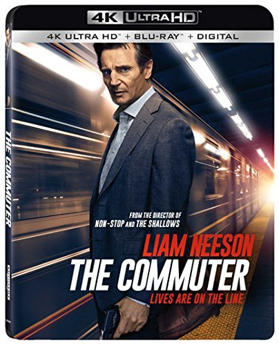 The Commuter (4K Ultra HD+Blu-ray, 2018)