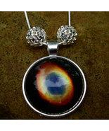 Moonstar7spirits spell cast Helix Nebula pendan... - $50.00