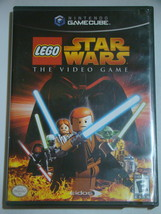 Nintendo GAMECUBE - LEGO STAR WARS - THE VIDEO GAME (Complete with Manual) - $12.00