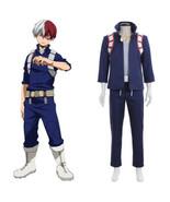 My Hero Academia Boku no Hero Akademia Shoto Todoroki Cosplay Costume Un... - $85.09