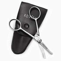 Nose Scissors - 4 Inch Rounded Scissors for Nose, Eyebrow, Ear, Dog Hair Trimmin image 2