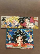 Dragon Ball Carddas - $378.07