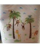 Cartoon Zoo Forest Animals Kids Nursery Bedroom Wall Art Decal Mural Sti... - $10.80
