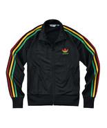Adidas Original Women Firebird Rasta Colorful Jamaica Bob Marley Jacket ... - $99.99+