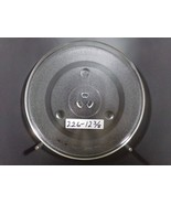 "12 3/8"" MICROWAVE OVEN GLASS TURNTABLE PLATE TRAY CAROUSEL     (226) - $11.35"