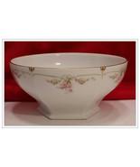 M  Z Austria Habsburg China Juliette Cranberry Bowl - $20.00