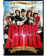 ROBIN HOOD: MEN IN TIGHTS DVD - SINGLE DISC EDITION - NEW UNOPENED - CAR... - $10.99