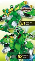Miniforce Tyra Jackie Transformation Action Figure Super Dinosaur Power Toy image 5