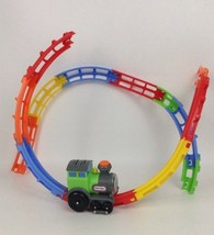 Little Tikes Tumble Train w/ Batteries & 14 Track Pieces Ready for Play ... - $24.70