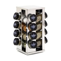 Kamenstein 16-Jar Heritage Spice Rack 16-jar sh... - $34.38