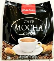 Gold Choice Instant Mocha Coffee 12 Sachets x 25g - $15.59