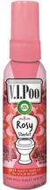 Air Wick V.I. POO Pre PooToilet Spray Rosy Starlet Odor Free 1.9 oz  - $8.07