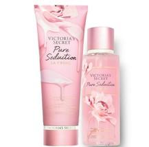 Victoria's Secret Pure Seduction La Crème Fragrance Lotion + Mist Duo Set - $39.95
