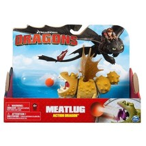 Dreamwork Dragons Action Dragons MEATLUG - $42.61