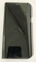 Samsung EF-ZG955CBEGUS Galaxy S8+ S-View Flip Cover with kickstand, Black - $12.59