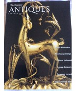 The Magazine Antiques January 1999 issue American paintings Chinese cloi... - $9.50