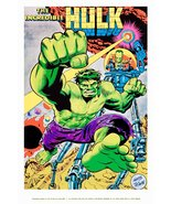 "Marvelmania 24 x 36 Reproduction Character Poster ""The Incredible Hulk"" - $45.00"