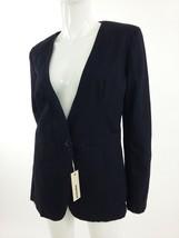 Diesel New Women's Loisef Long Sleeve Jacket Size S Color Black Retail 2... - $70.54