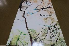 Doujinshi BLEACH Ulquiorra main (A4 12pages) memento jargon.46 Orihime - $47.49