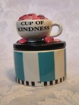 VINTAGE RARE 1997 ME INK (MARY ENGELBREIT) CUP OF KINDNESS CHARPENTE TRI... - $9.90