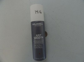 Goldwell Just Smooth Control #1 - 6.7 Oz - 1415 - $9.90