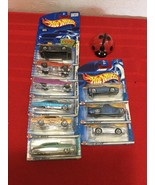HOT WHEELS   LOT OF (9)   2002 FIRST EDITION NEW - $30.00