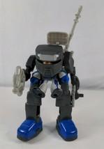 2013 Imaginext Space - Alpha Exosuit Figure - & Two Figures Mattel Used - $13.99