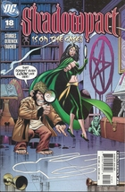 (CB-6} 2007 DC Comic Book: Shadowpact #18 - $2.00