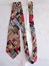 NFL Football Collectible Vintage 1994 Designer Neck Tie 100% Silk Excell. Cond. - $9.85
