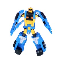 Hello Carbot Pager Transforming Action Figure Korean Toy Robot image 2