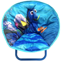 Disney / Pixar Finding Dory Mini Saucer Chair, Available in Multiple Cha... - $18.49