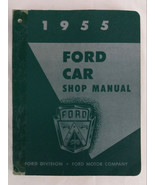 1955 Ford Car Shop Manual - Ford Authorized reprint by Classic Thunderbi... - $33.25