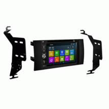 DVD GPS Navigation Multimedia Bluetooth Radio and Dash Kit for Toyota Pr... - $296.88