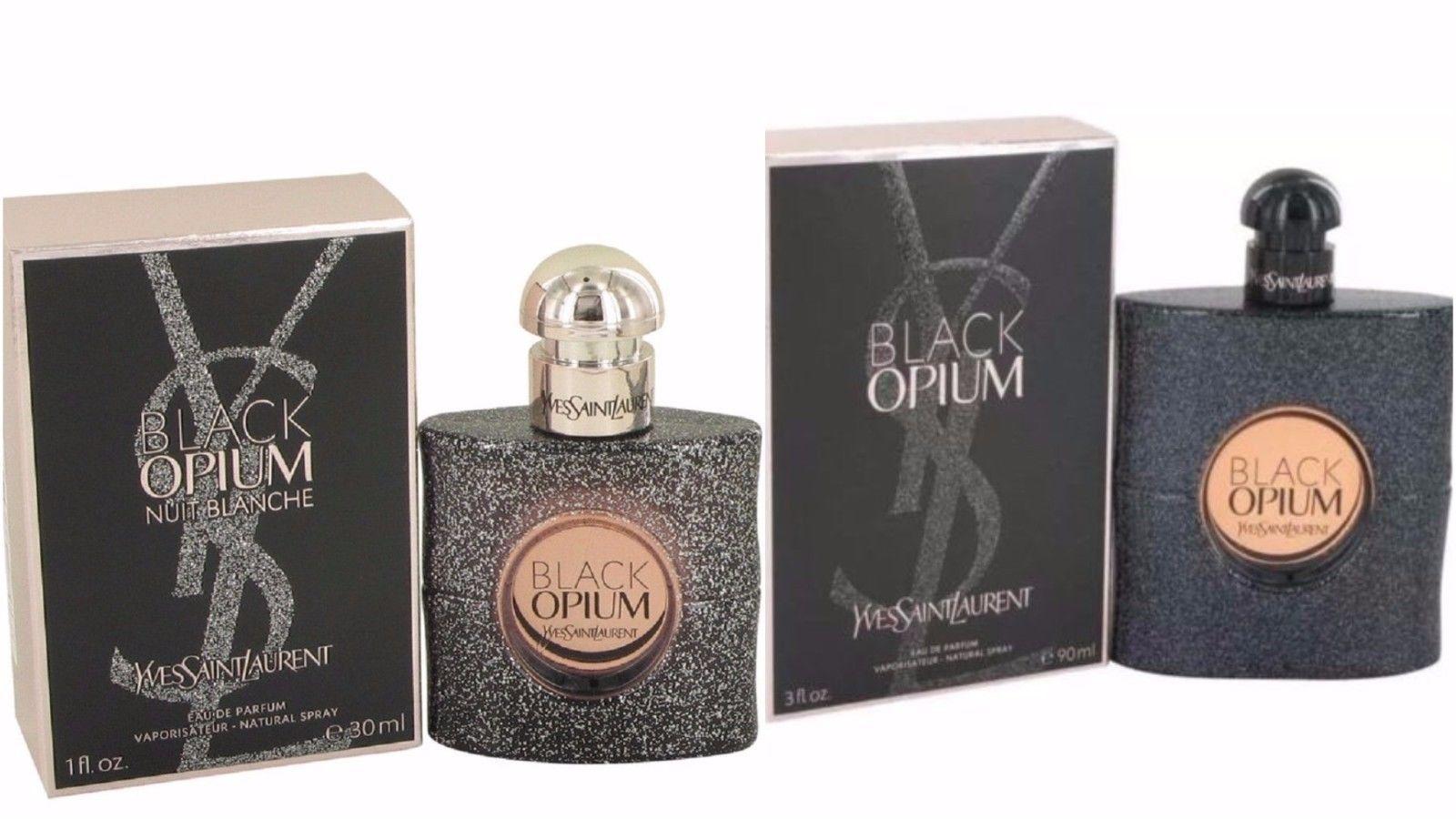 835bb7fb36f S l1600. S l1600. Previous. BLACK OPIUM + Nuit Blanche Perfume Yves Saint  Laurent EDP Spray 1 oz 3 oz WOMEN